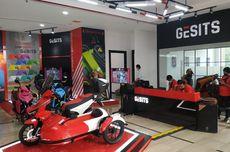 Gesits Buka Diler Baru di Jakarta Utara