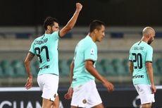 Rating Pemain Inter Milan vs Verona, Skriniar Nilai Merah