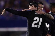Menang atas Leganes, Real Madrid Jaga Jarak 2 Poin dari Barcelona