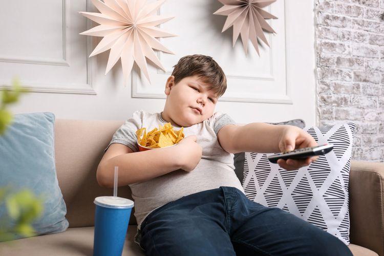Ilustrasi kolesterol pada anak