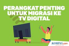 Jadwal Penghentian Siaran TV Analog untuk Wilayah Jawa Barat dan DKI Jakarta