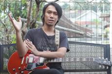 Rindu Manggung, Eross Candra: Kata Kangen Saja Sudah Tak Cukup