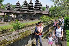 Gunung Agung Erupsi, Wisata dan Penerbangan ke Bali Tak Terpengaruh