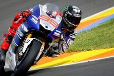 Lorenzo Tembus Dominasi Marquez pada Sesi Latihan Bebas GP Valencia