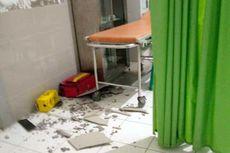 RSUD dan Gedung DPRD Rusak Akibat Gempa Dangkal di Halmahera Selatan