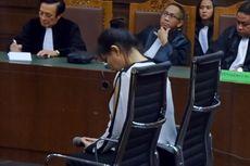 Staf Basuki Hariman Divonis 5 Tahun Penjara