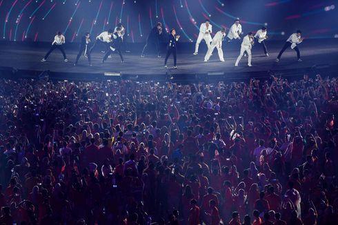 Setelah Tutup Asian Games 2018, Yesung Super Junior Tulis