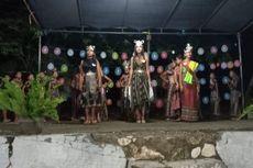 Desa Tapenpah di NTT Rayakan Valentine dengan Tarian dan Peragaan Busana