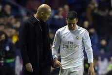 Bos Timnas Belgia Sebut Eden Hazard Kurang Beruntung di Real Madrid