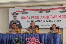 1.129 Personil Gabungan Dikerahkan Jaga 2 Titik di Jakarta Utara