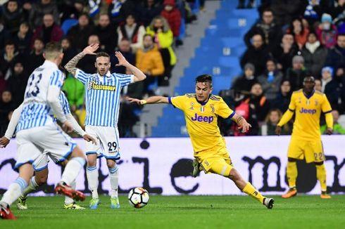 Hasil Liga Italia, Juventus Imbang Tanpa Gol Lawan Tim Papan Bawah