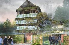 Atidesa, Rumah Pandemi Karya Arsitek Indonesia Terbaik di Asia