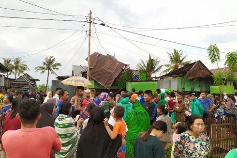 Belasan Rumah di Sulsel Rusak Dihantam Puting Beliung