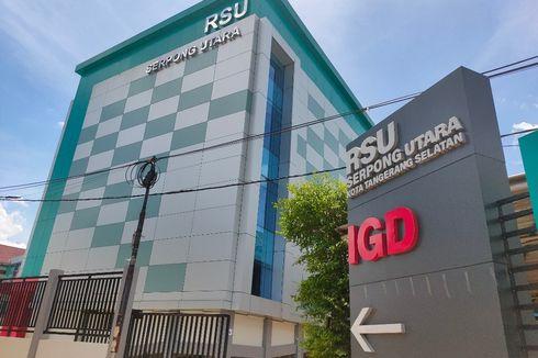 Operasional RSU Serpong Utara Terhambat Anggaran, Pemkot Tangsel Ajukan Dana Bantuan