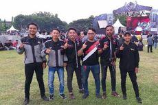 Lima Pemuda Aceh Jajal BeAT dan Scoopy Menuju Ambarawa
