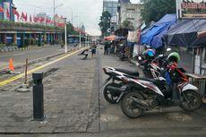 Pedagang Nasi Kapau Boleh Jualan di Trotoar Kramat, Koalisi Pejalan Kaki: Itu Kebijakan Sesat