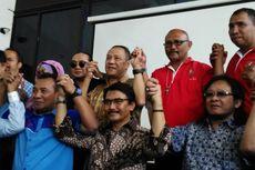 Pentolan Atlet dan Seniman Kawal Adhyaksa Dault ke DKI 1