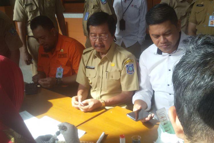 Wakil Gubernur Kepulauan Bangka Belitung Abdul Fatah