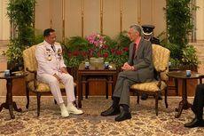 Mendagri Tito Karnavian Temui PM Singapura, Ini yang Dibahas...