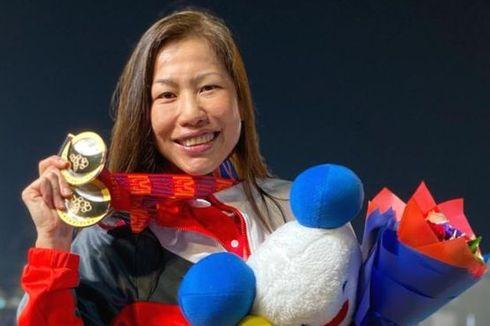 Kisah Christina Tam, Akhirnya Raih Medali Emas setelah 38 Tahun Debut