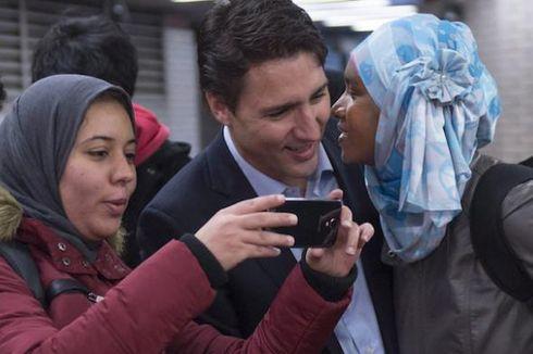 Punya Perdana Menteri Tampan, Banyak Wanita Ingin Pindah ke Kanada