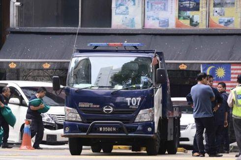 Granat Meledak di Kuala Lumpur, 14 Orang Terluka