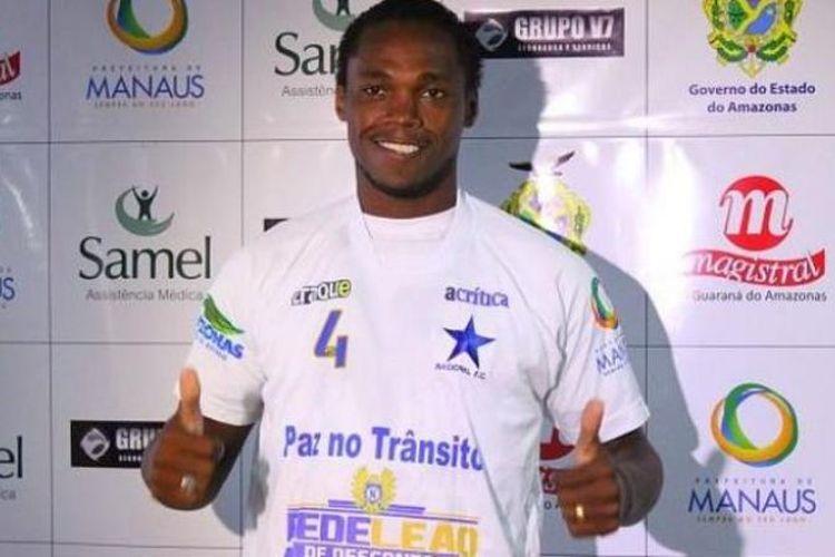 Mantan pemain Sriwijaya FC, Mauricio Leal, yang kini direkrut Persipura Jayapura untuk menghadapi putaran kedua Liga 1.