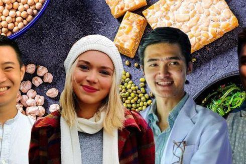 Tempe Siap Saji Merambah Eropa, Hasil Inovasi Pemuda Indonesia dan Berbagai Negara