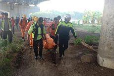 Seorang Pria Tewas Terjatuh ke Sungai dari Jembatan Tol Cipali