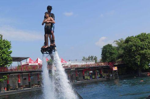 PPKM Diperpanjang, Wisata Air Bisa Buka hingga Anak-anak Boleh Masuk Bioskop