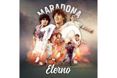 Mengenang Warisan Diego Maradona di Liga Spanyol