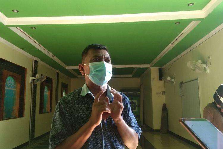 Sekretaris Desa Cikampek Utara Bayu Rahayu