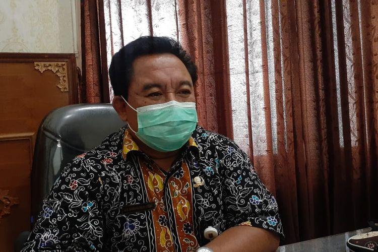 dr Bambang Priyo Utomo, Kepala Dinas Kesehatan Kabupaten Tuba, Jawa Timur.