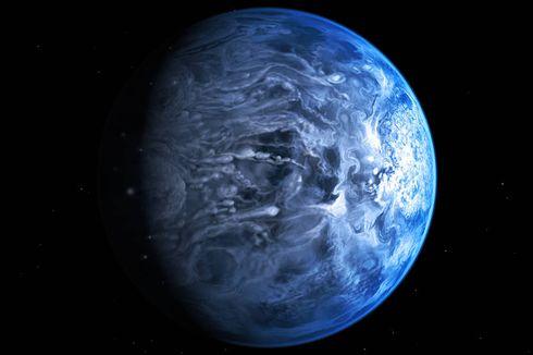 Bumi Hujan Air, Planet Berwarna Mirip Bumi Ini Malah Hujan Kaca Tajam