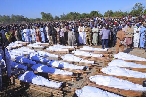 Pembantaian Petani oleh Militan Boko Haram, Sekitar 40 Orang Tewas