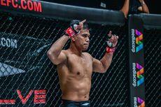 Eko Roni Hadapi Juara Karate asal Filipina pada ONE: Inside The Matrix II