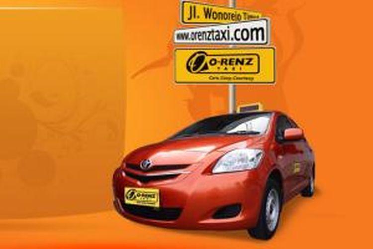 Taksi O-RENZ, milik Grup Astra sudah beroperasi di Surabaya sejak 2004.