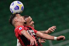 Babak I AC Milan Vs Cagliari: Rossoneri Buntu, Skor Masih 0-0