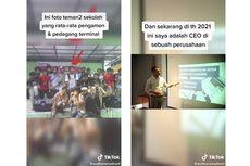 Kisah Andika, Dulu Anak Jalanan, Kesulitan Uang Kuliah, Kini Jadi CEO