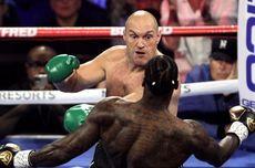 Tyson Fury Klaim Deontay Wilder Lakoni Trilogi Cuma karena Uang