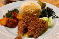 Nasi Rames Seharga Rp 1 di Padang Merdeka, Mau?