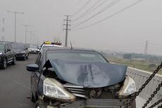 Kecelakaan Beruntun, Ingat Jurus Aman Berkendara di Tol Layang MBZ