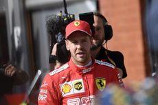 Hasil Kualifikasi F1 GP Austria: Ferrari Merana, Vettel Keluar dari 10 Besar
