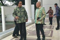 Temui Jusuf Kalla, Anies Baswedan Bahas Integrasi Transportasi Jakarta