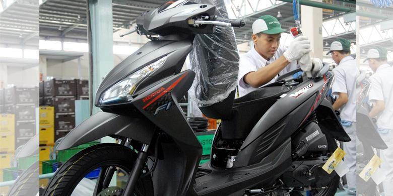 Honda Vario 110 eSP, lengkapi jajaran Vario Series dengan teknologi terkini.