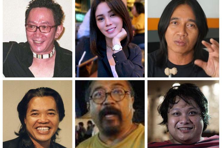 Duka Dunia Hiburan 16 Artis Indonesia Yang Berpulang Pada 2019 Halaman All Kompas Com