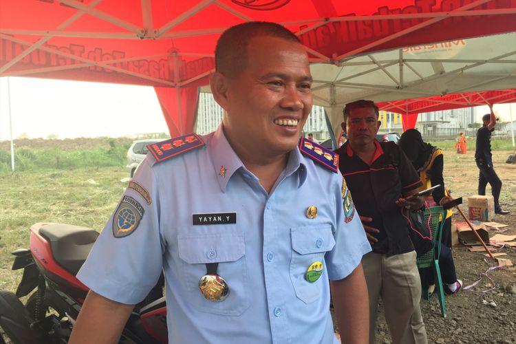Kepala Dinas Perhubungan Kota Bekasi, Yayan Yuliana.