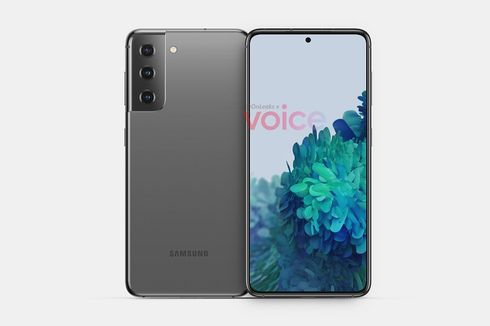 Bocoran Spesifikasi Samsung Galaxy S21, Detail Layar dan Kamera
