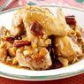 Resep Ayam Cabai Kering ala Restoran Chinese Food