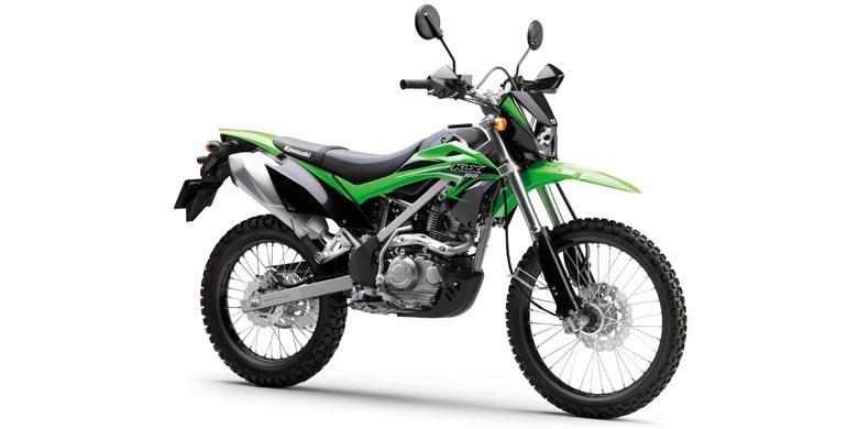 Kawasaki KLX150BF Special Edition.